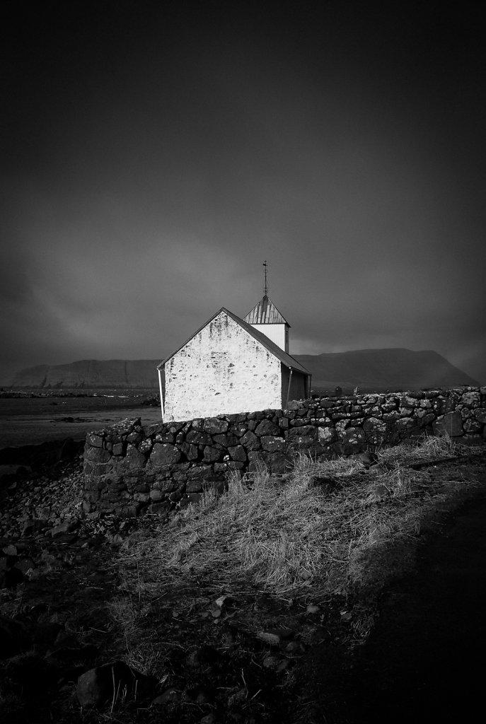 Kirkjubøur - Faroe Islands / Church 1