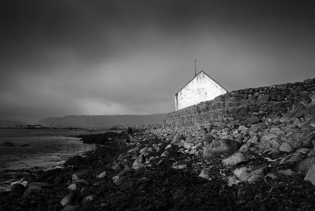 Kirkjubøur - Faroe Islands / Church 2