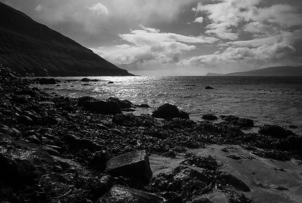 Kirkjubøur - Faroe Islands / looking towards Kirkjubøhólmur 2